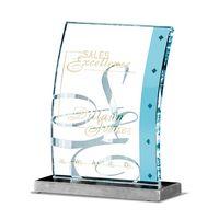 30838168-182 - Large Stratos Stainless Award - thumbnail