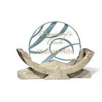 92831172-182 - Medium Converging Angles Marble Award - thumbnail