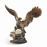964240929-182 - Large Take Flight Eagle Award - thumbnail