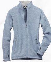 984298984-158 - Storm Creek Ladies' Sweater Fleece Full-Zip Jacket - thumbnail
