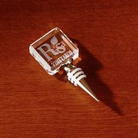 164870261-116 - 3D Square Bottle Stopper - thumbnail