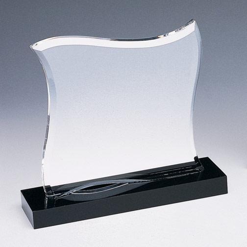 185047416-160 - Wave Artistic Acrylic Award - thumbnail