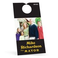"102861630-183 - Door Hanger w/ Top Slit (3 1/2""x6 3/4"") 10 Point Card Stock/ 30% Recycled - thumbnail"