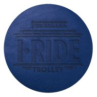 184675776-183 - Color Top Leather Coasters - thumbnail