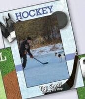 324035510-183 - Sports Hockey Mini Photoframeables Photo Frame Decal - thumbnail