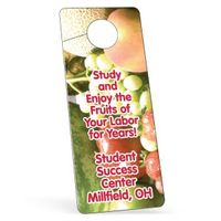 "502861631-183 - Door Hanger w/ Top Slit (3 1/4""x8"") 10 Pt Card Stock/ 30% Recycled Material - thumbnail"