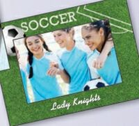 944035559-183 - Sports Soccer Medium Photoframeables Wood Photo Frame Decal - thumbnail