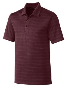 535260816-106 - Cutter & Buck Interbay Melange Stripe Polo-Men's - thumbnail