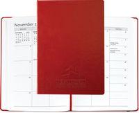 "115003866-197 - Large Casebound Hybrids™ Bohemian™ Journal w/Planner (7""x10"") - thumbnail"