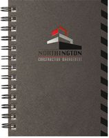 "134698299-197 - TechnoMetallic™ Journals NotePad (5""x7"") - thumbnail"