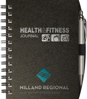 """142896761-197 - Exercise/Nutrition Health Journals (5""""x7"""") - thumbnail"""