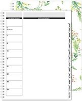"163318936-197 - TheDirector™ ClearView Monthly Planner w/Chip Back (8.5""x11"") - thumbnail"