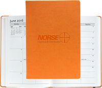 "304999440-197 - Large Casebound Hybrids™ Bohemian™ Textured Journal w/Planner (7""x10"") - thumbnail"