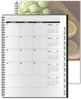 "363318934-197 - TheAnalyst™ ClearView™ Monthly Planner (8.5""x11"") - thumbnail"
