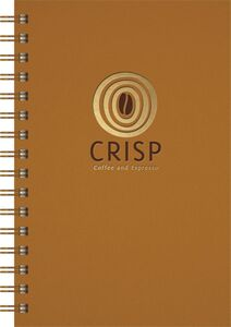 "364061339-197 - Shimmer Journals Shimmer SeminarPad Notebook (5.5""x8.5"") - thumbnail"