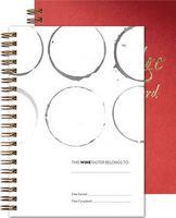 "372102189-197 - TasterJournals™ Classic Wine Journal (5""x7"") - thumbnail"