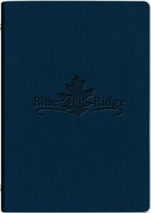383396798-197 - Small Leather Refillable Binder - thumbnail