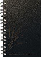 "394316567-197 - TexturedMetallic Journals SeminarPad (5.5""x8.5"") - thumbnail"