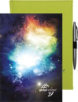 """504931320-197 - Pedova BrightWave™ Journal w/Full-Color Tip-In (7""""x9.5"""") - thumbnail"""