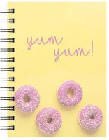 """563162610-197 - ClearView™ NotePad Journal (5""""x7"""") - thumbnail"""