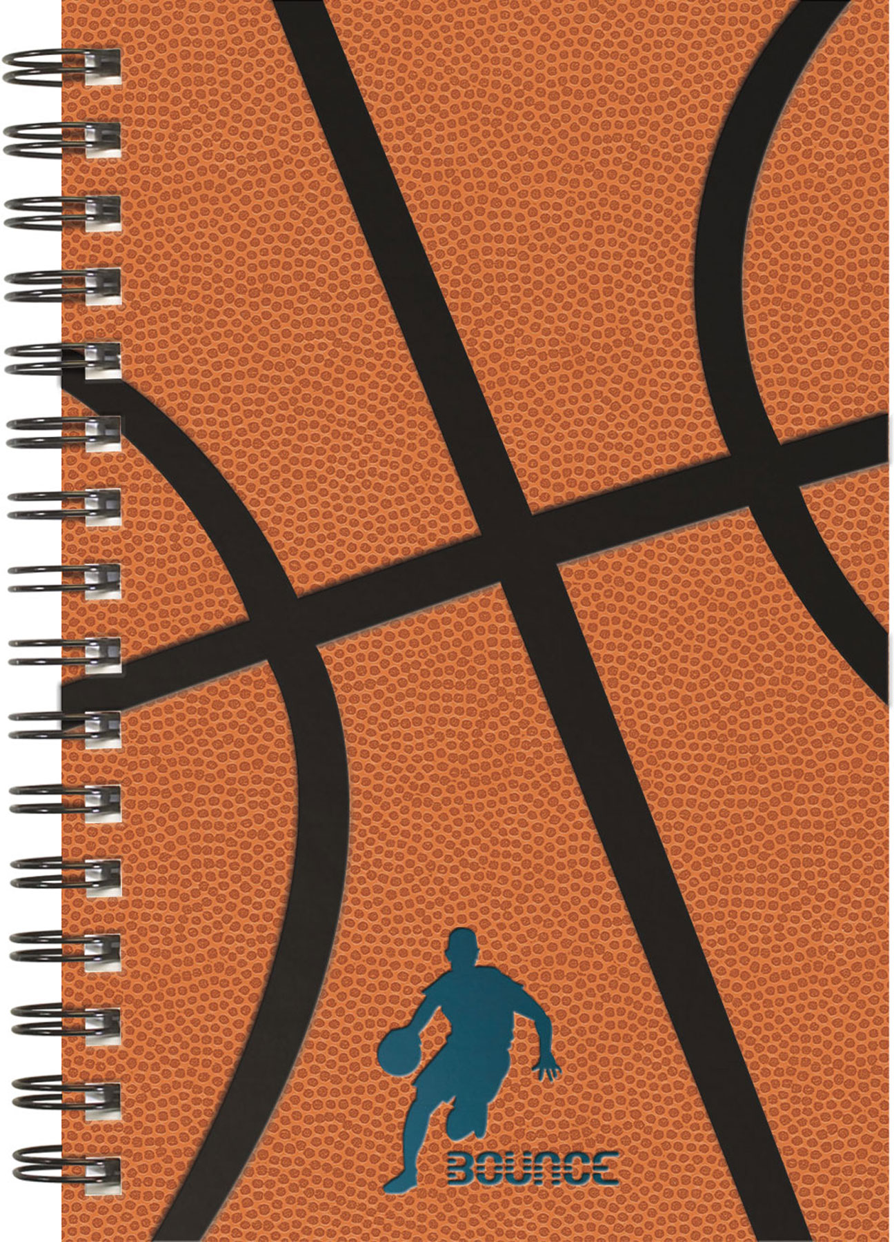 "754551915-197 - SportsBooks SeminarPad Notebook (5.5""x8.5"") - thumbnail"