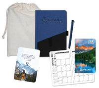 756398360-197 - Siena™ Journal & Pocket Secretary Gift Set - thumbnail