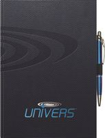 "904698385-197 - TechnoMetallic™ Flex Journals Medium NoteBook (7""x10"") - thumbnail"