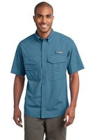 114086938-120 - Eddie Bauer® Short Sleeve Fishing Shirt - thumbnail
