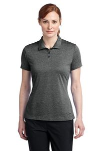 173919134-120 - Nike Golf Ladies' Dri-FIT Heather Polo Shirt - thumbnail