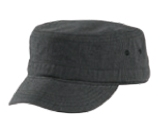 173922009-120 - District® Men's Houndstooth Military Hat - thumbnail