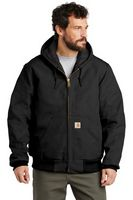 325940073-120 - Carhartt® Tall Quilted Flannel Lined Duck Active Jacket - thumbnail