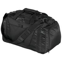 354167394-120 - Port Authority® Small Two-Tone Duffel Bag - thumbnail