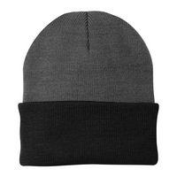 372091209-120 - Port & Company® Knit Cap - thumbnail