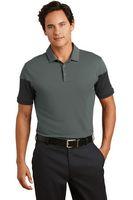 385157908-120 - Nike Golf Dri-Fit Sleeve Colorblock Modern Fit Polo Shirt - thumbnail
