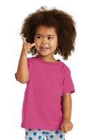 394493089-120 - Port & Company® Toddler Core Cotton T-Shirt - thumbnail