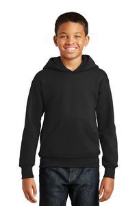 502789461-120 - Hanes® Youth EcoSmart® Pullover Hooded Sweatshirt - thumbnail