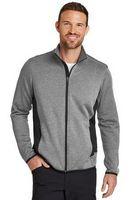 515165034-120 - Eddie Bauer® Full-Zip Heather Stretch Fleece Jacket - thumbnail