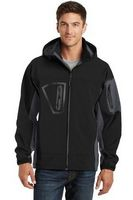 554168288-120 - Port Authority® Men's Tall Waterproof Soft Shell Jacket - thumbnail