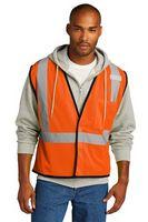 586377389-120 - CornerStone ® ANSI 107 Class 2 Economy Mesh One-Pocket Vest - thumbnail