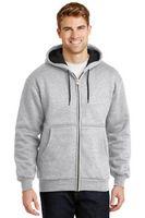 712099507-120 - Cornerstone® Men's Heavyweight Full-Zip Hooded Sweatshirt w/Thermal Lining - thumbnail