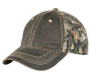 724088789-120 - Port Authority® Pigment Print Camouflage Cap - thumbnail