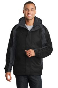 903543242-120 - Port Authority® Men's Ranger 3-in-1 Jacket - thumbnail