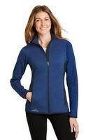 915165035-120 - Eddie Bauer® Ladies Full-Zip Heather Stretch Fleece Jacket - thumbnail
