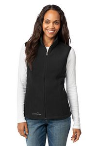 943925962-120 - Eddie Bauer® Ladies' Full-Zip Fleece Vest - thumbnail