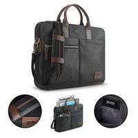 105546817-184 - Solo Brookfield Leather Slim Briefcase - thumbnail