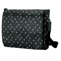 125815231-184 -  Black Lamborghini Shoulder Bag - thumbnail