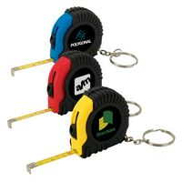 132576228-184 - Gosto Mini Tape Measure Keyring - thumbnail