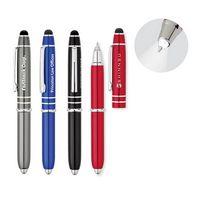 144295130-184 - Jupiter Ballpoint Pen / Stylus / LED Light - thumbnail
