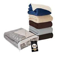 155775458-184 - Fairwood Oversize Sherpa Blanket & Hangtag - thumbnail
