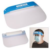 186307588-184 - Maximus Clear Plastic Face Shield - thumbnail